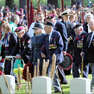 Airborne Cemetery oosterbeek 2019